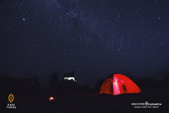Kara-Tunga Karamoja Bush Camping