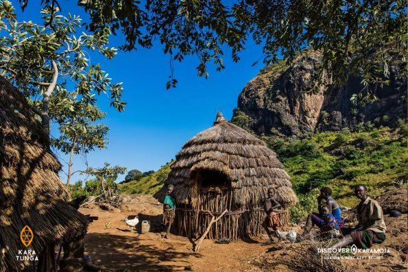 Hike Nature Walk Mount Moroto Karamoja Uganda Tepeth Tribe