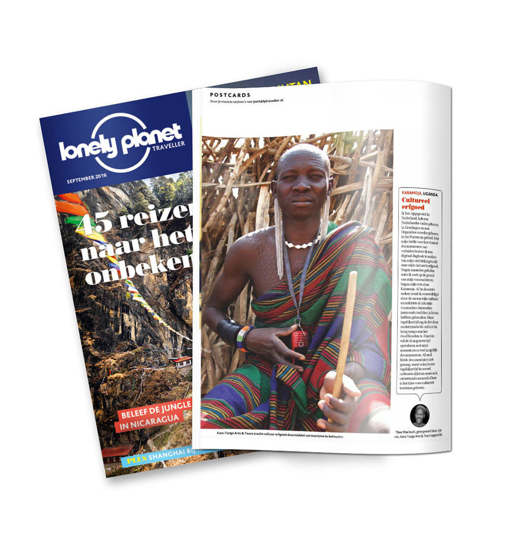 Lonely Planet Uganda Karamoja Tours Travel Kara-Tunga