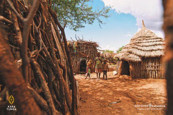 Karamoja Manyatta Experience