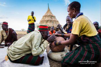 Kara Tunga Karamoja Uganda Cultural Tour Homestay