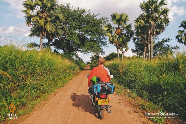 1 Day Karamoja Boda Boda Tour
