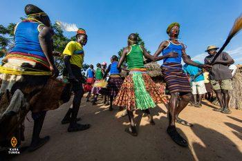 Kara Tunga Karamoja Uganda Cultural Homestay Tour