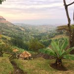 Sipi Falls Lacam Lodge View