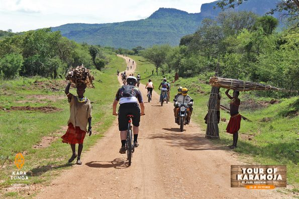 Tour of Karamoja 2018 – Mountain Bike Event