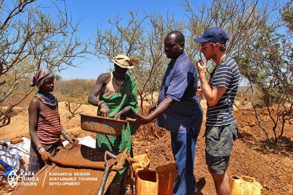 Kara-Tunga Workshop Karamoja Gold Mining Tour
