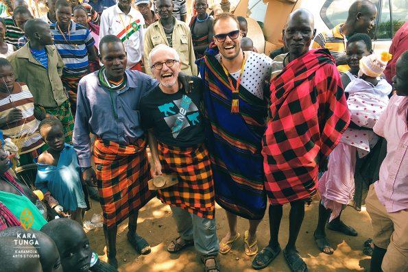 Kara-Tunga Karamoja Cultural Tours Dance Tribe Uganda Travel Safari