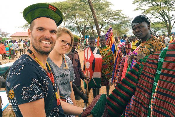 Kara-Tunga Karamoja Cultural Tours Market Acution Day Tribe Uganda Travel Safari