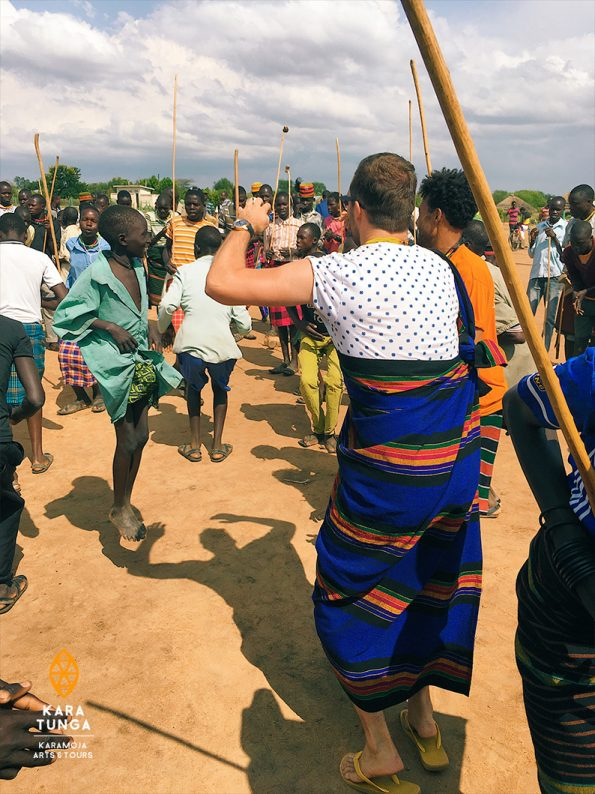 Kara-Tunga Karamoja Cultural Tours Dance Tribe Uganda Travel Safari