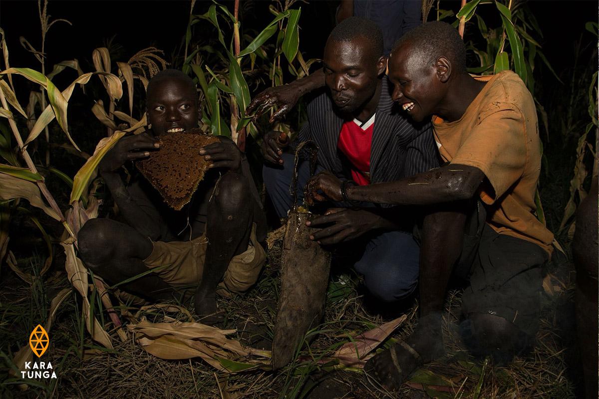 Kara-Tunga Karamoja Honey Beekeeping Ik Tribe Tour Uganda Cultural Safari