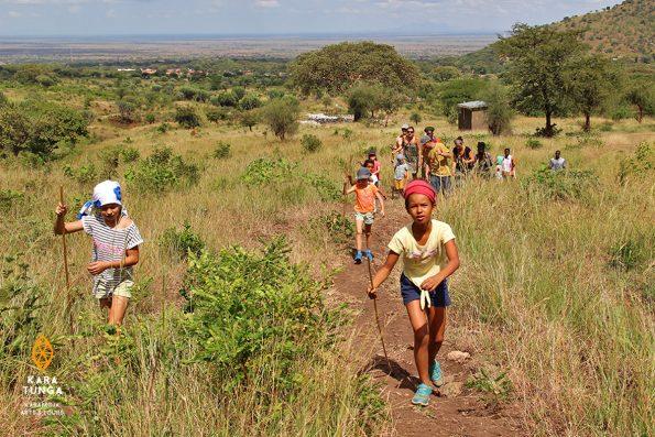 Karamoja Uganda Children Safari Tour Travel Culture Wildlife