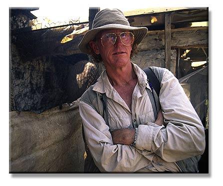 David Pluth Uganda's Land of Warrior Nomads