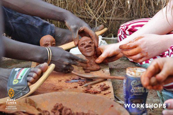 Karamoja Clay Sculpting Workshop