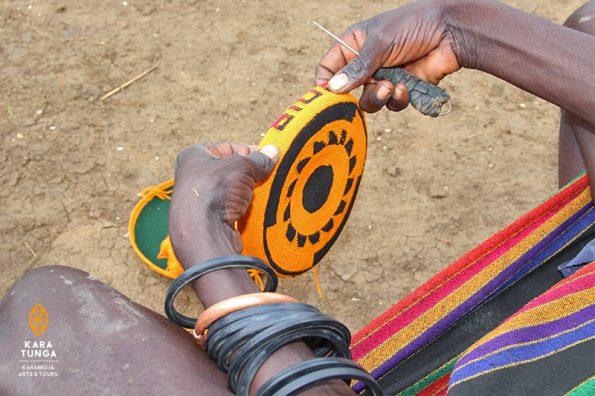 Karamoja Hat Weaving Workshop