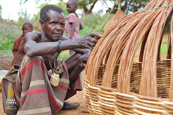 Karamoja Basket Weaving Workshop