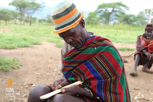 Karamoja Wood Carving Workshop