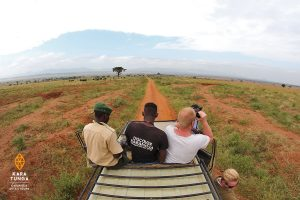 Jan Boelo Fashion Designer Africa Uganda Karamoja Travel Safari