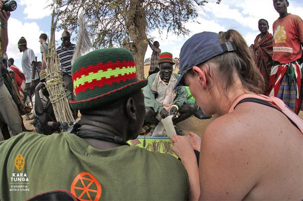 Kara-Tunga Karamoja Uganda Herbal Medicine Herbalist Witch Doctor Travel Tour Safari