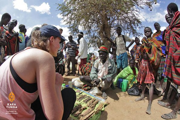 Traditional Karamoja Healer Tour