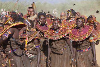 Karamoja Amudat Cultural Festival Pokot 2019