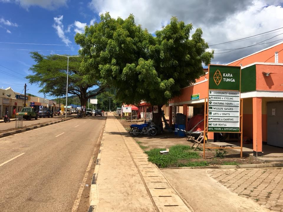 kara-tunga karamoja tourist information centre moroto