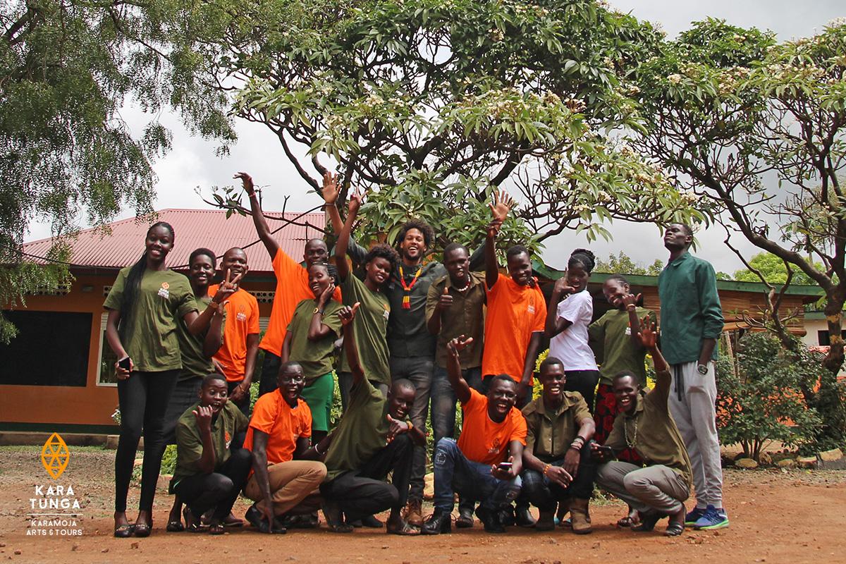kara tunga karamoja uganda tour guides morot