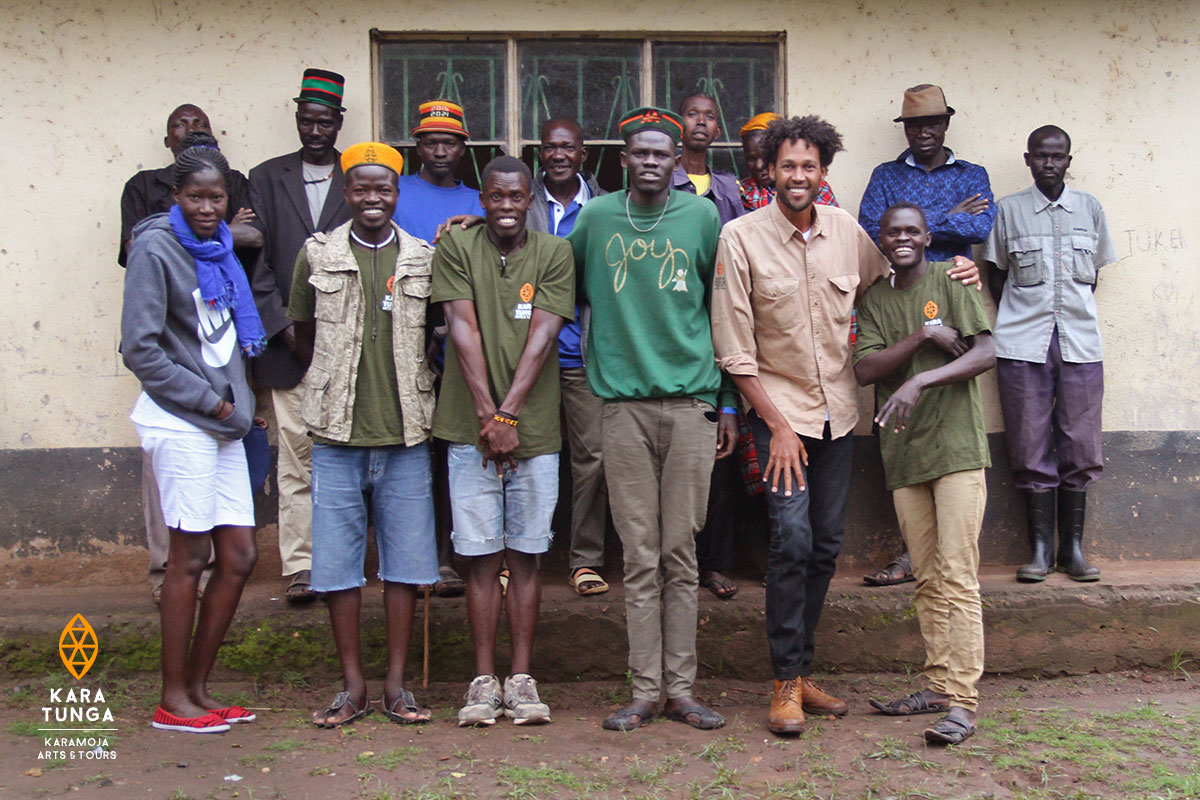 Kara tunga karamoja community tourism development moroto tepeth mountain uganda