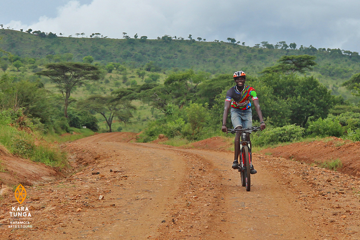 Kara Tunga Karamoja Bicycle Tours Travel Safari Moroto Mountain Bike