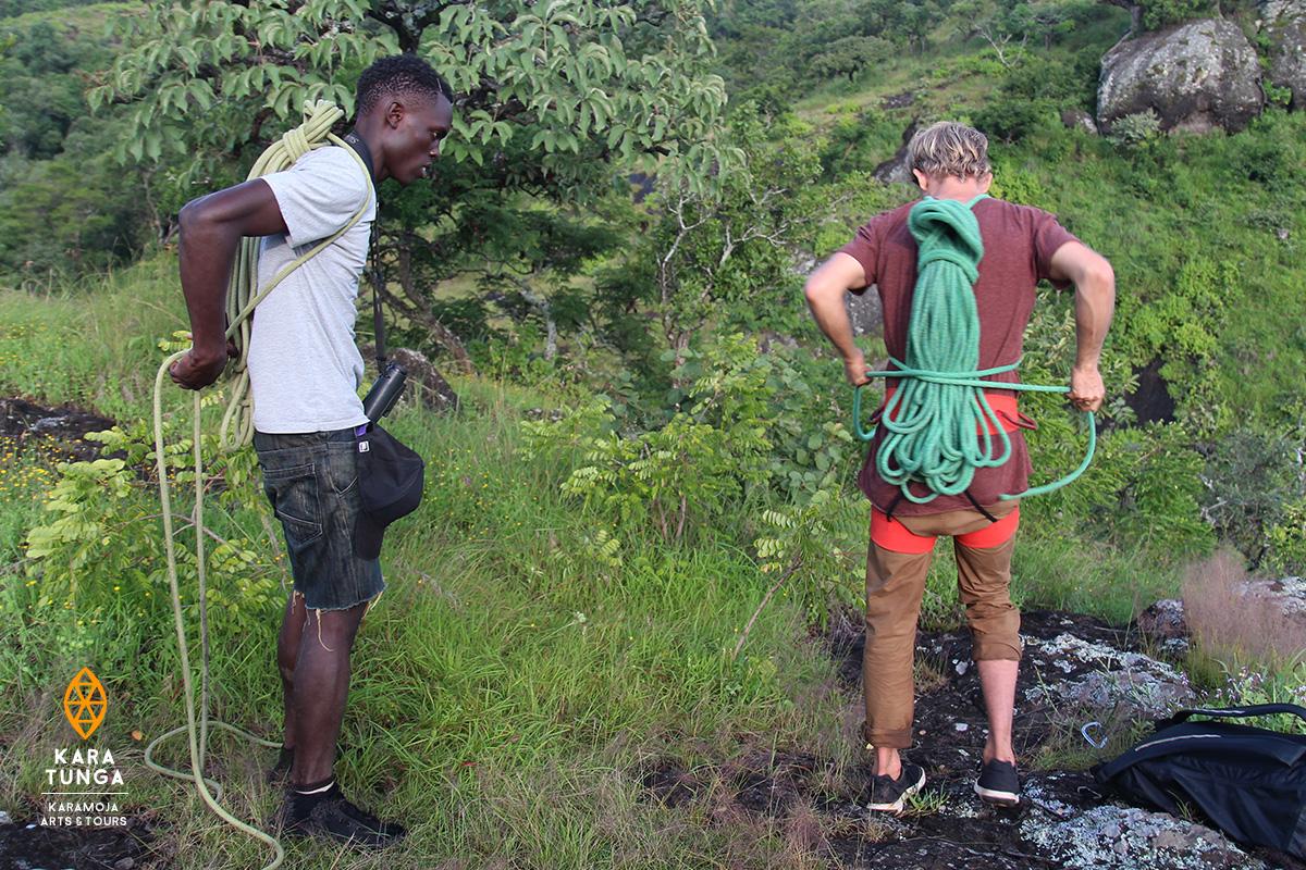 Kara-Tunga Karamoja Tours Climbing Hiking Trekking Mt Moroto