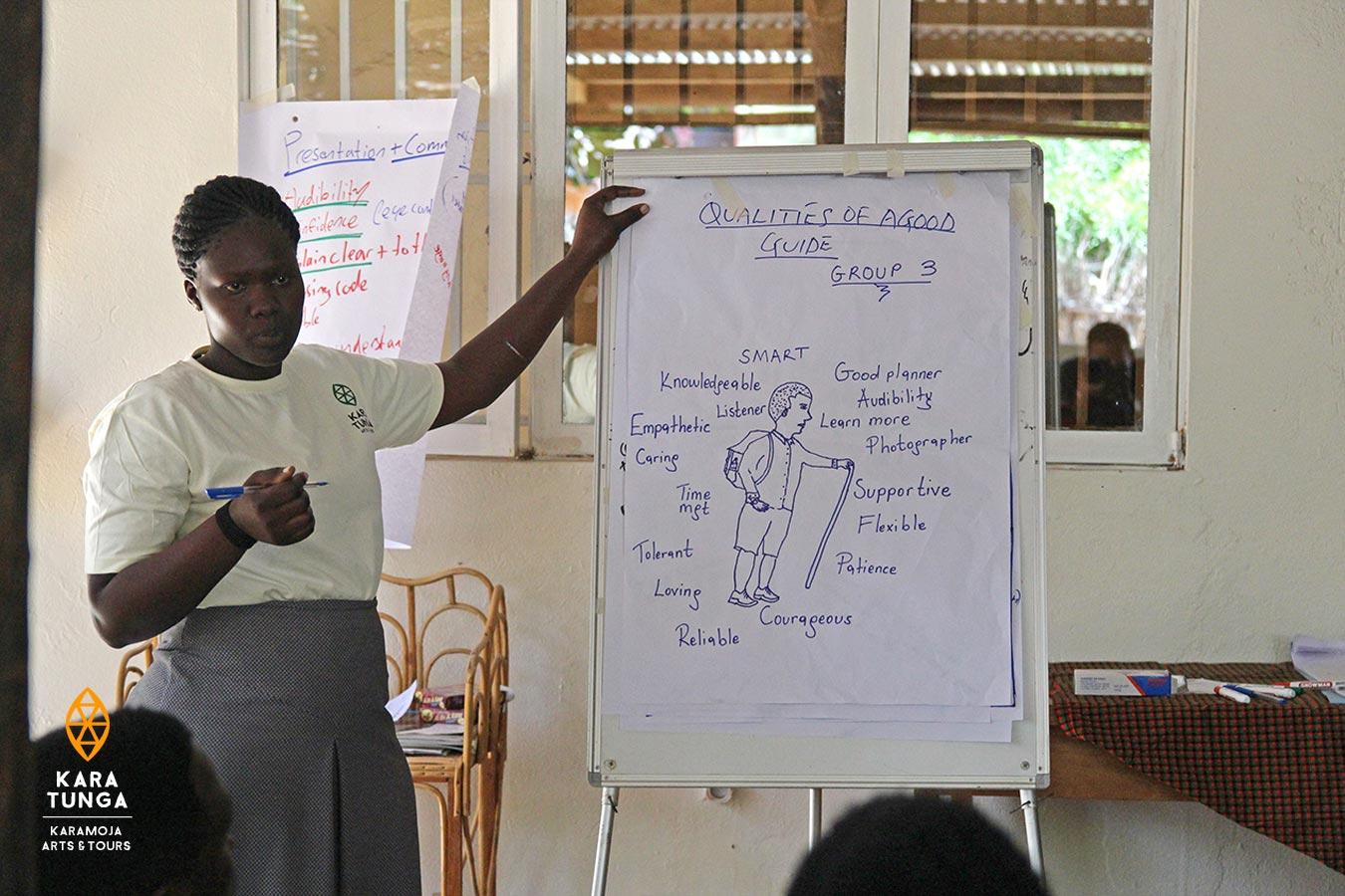 kara-tunga-undp-usaga-uwa-karamoja-uganda-tour-guides-moroto-training