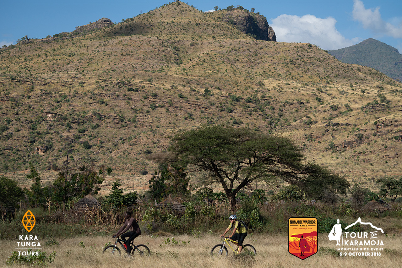 Kara-Tunga Tours Piquenews Magazine Mountain Bike Karamoja Mount Moroto