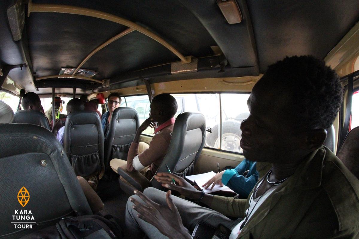 Akiiki Marijke Dherde Verbindende Communicatie Mindfulness Reis Karamoja Uganda