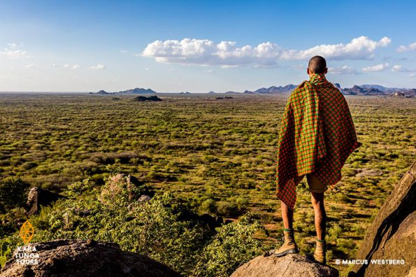1-3 Day Walking Safari in Uganda's Karamojaland