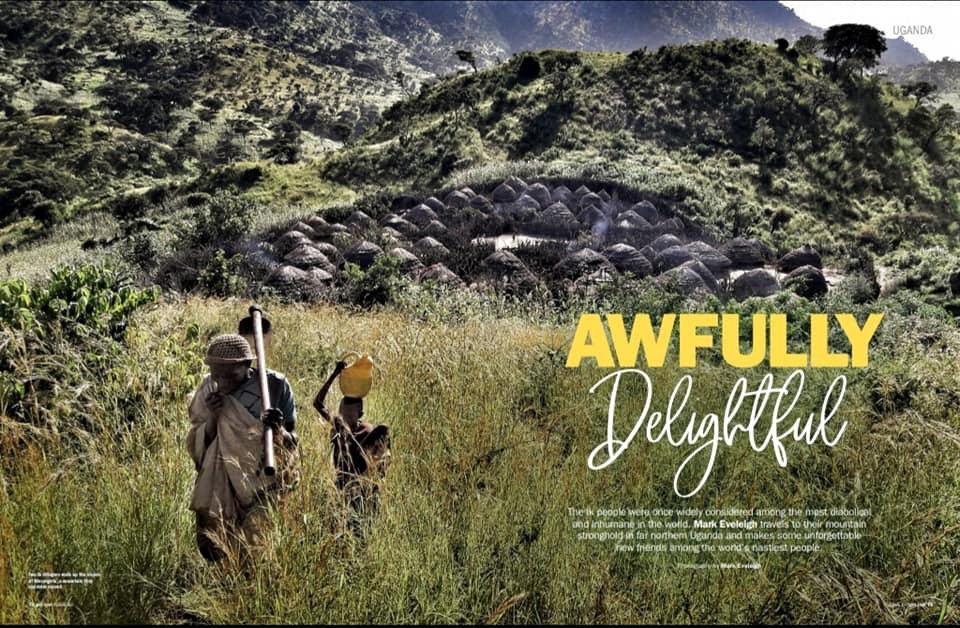 kara-tunga karamoja uganda ik tribe morungole tour hike 4