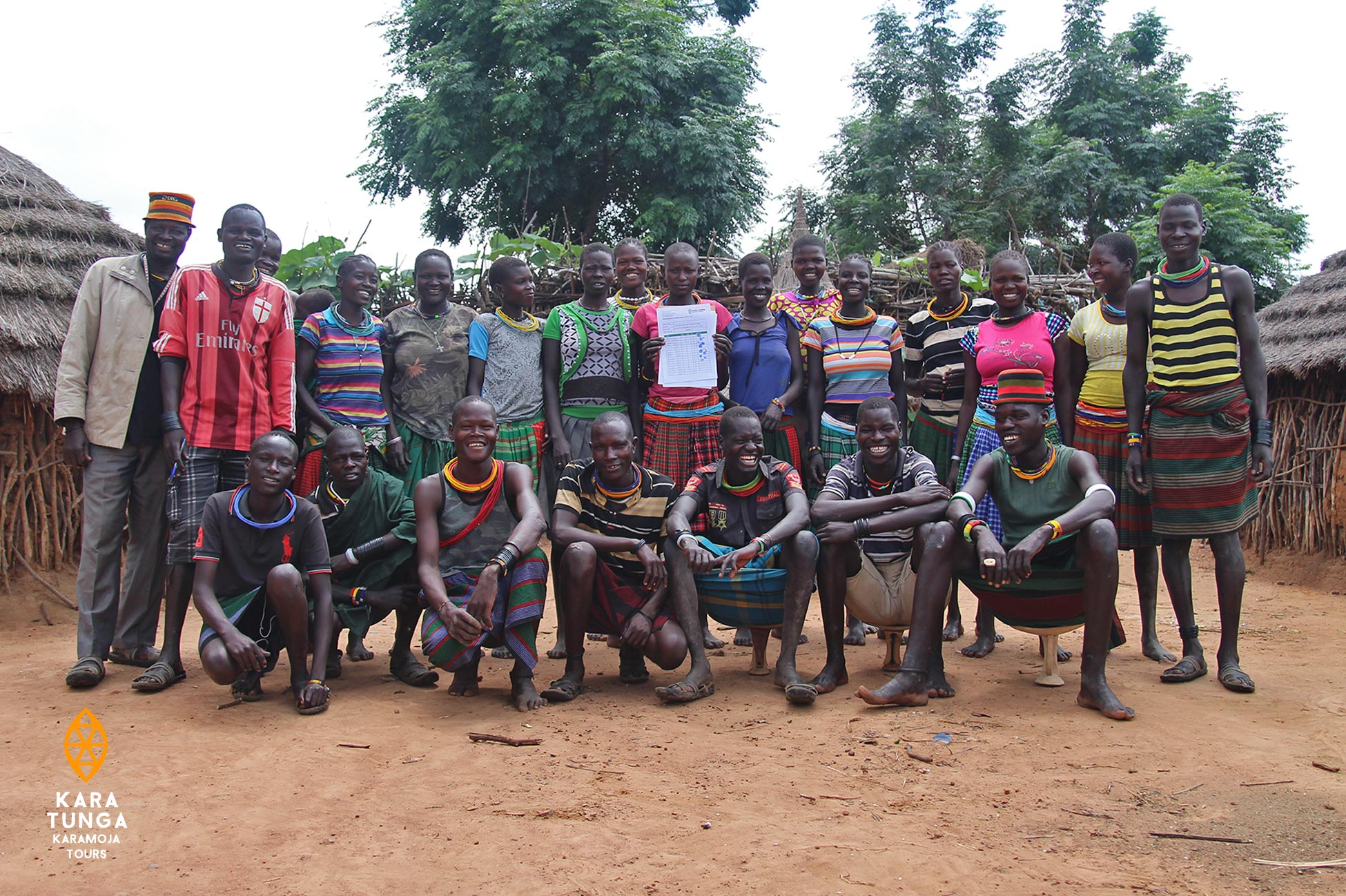 Kara-Tunga Karamoja Community Village Tours