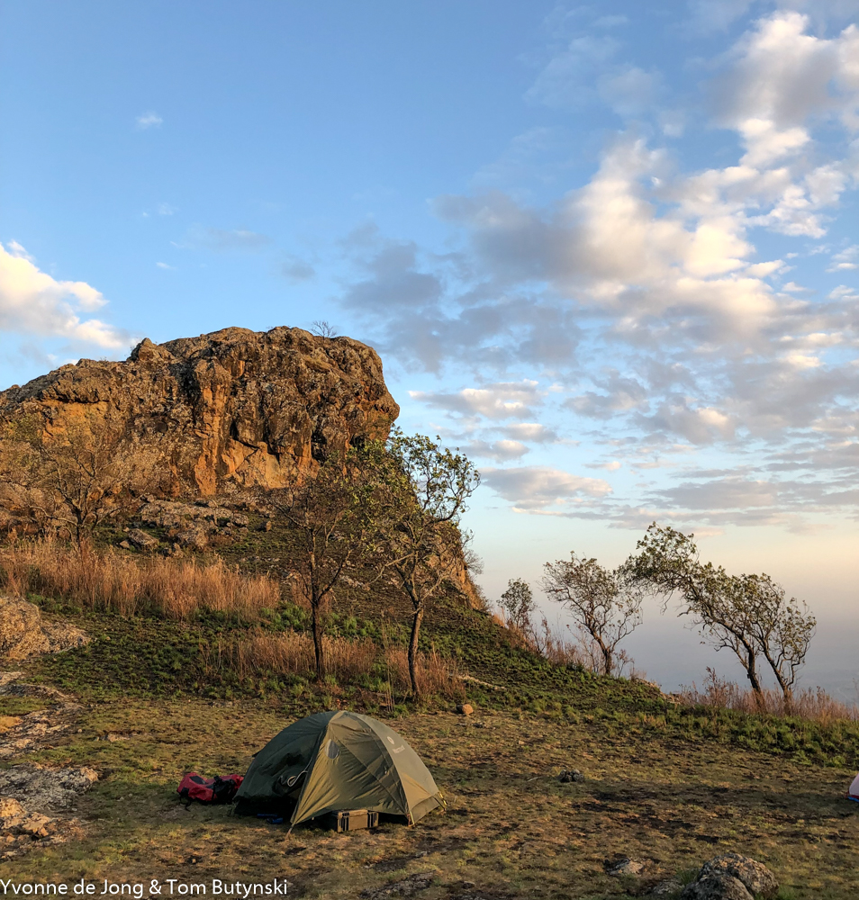 DeJong Mount Kara-Tunga Karamoja Tours Travel Kadam Hiking Trekking