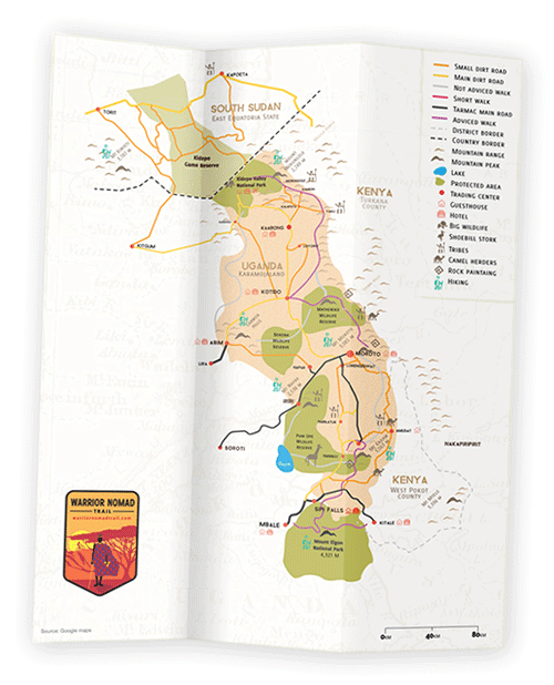 kara-tunga-karamoja-uganda-warrior-nomad-trail-travel-safari-map