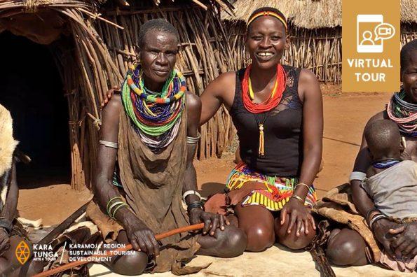 Traditional Life of Women in Karamoja