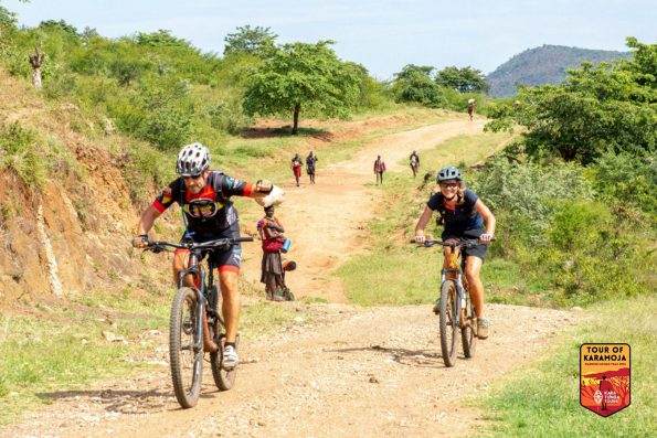 Northeast Uganda Karamoja Bicycle Tours and Bike Safaris