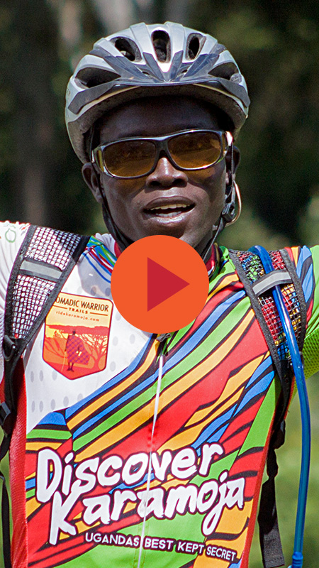 tour-of-karamoja uganda warrior nomad bike tour event