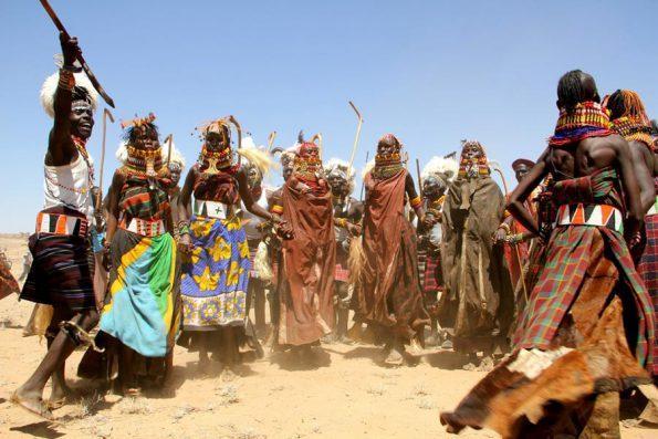 Lodwar Lake Turkana Cultural Festival
