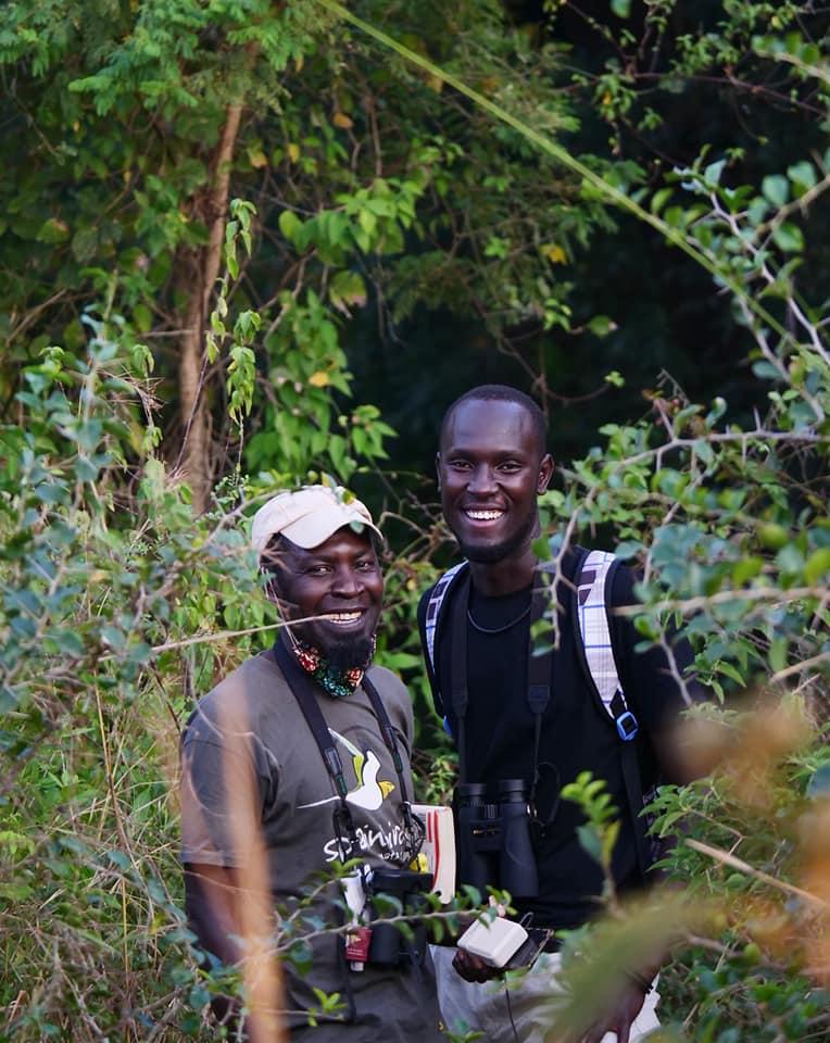 Birding in Moroto and Karamoja Northeastern Uganda