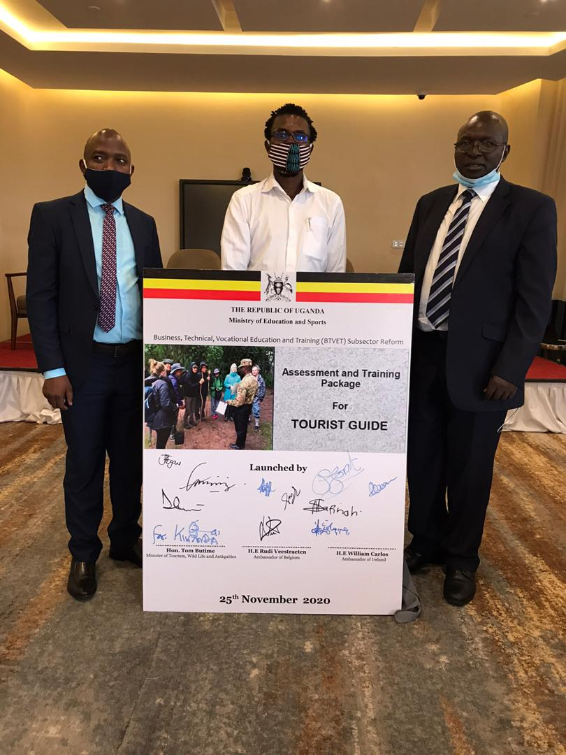 Assessment Training Package Uganda Tourist Guides