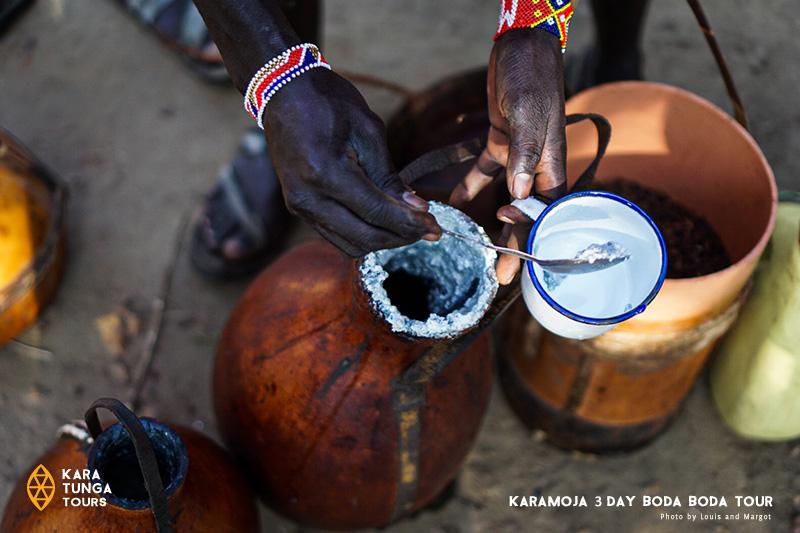 Kara Tunga Karamoja Norhteastern UGanda Boda Boda Cultural Tour