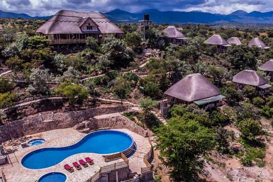 Aderer Safari Lodge Kidepo-Valley