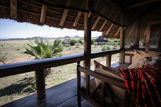 Apoka Safari Lodge Kidepo Valley