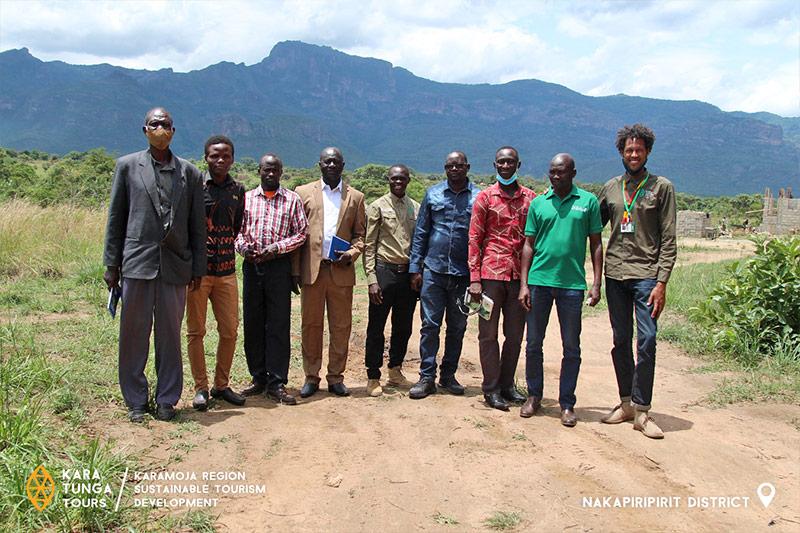 Kara-Tunga Karamoja Uganda Northeastern Tourism Development Mountain KAdam