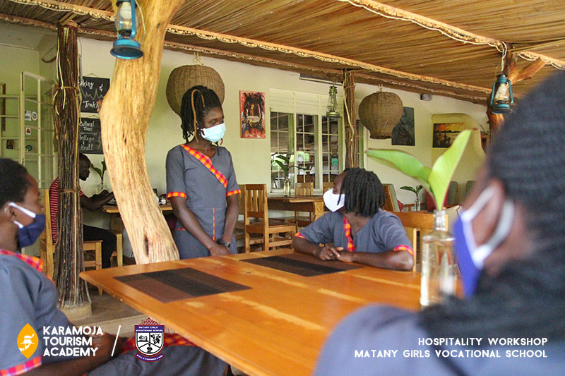 Karamoja Tourism Academy Matany Girls Vocational School Moroto