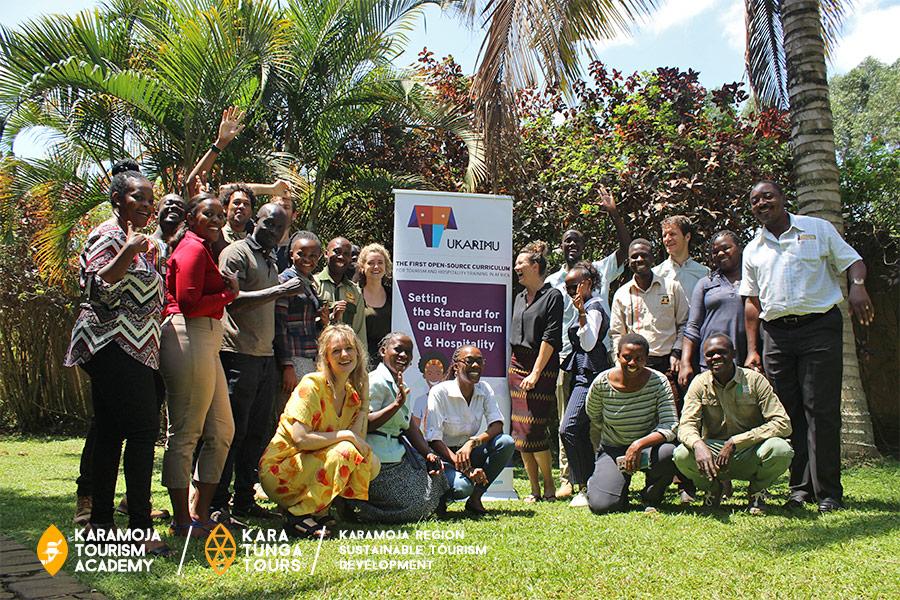 Kara-Tunga Ukarimu Karamoja Tourism Academy COVID19 Resillience Hospitality Training
