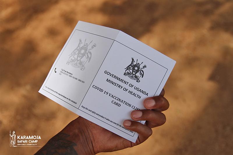 Karamoja Moroto Uganda Hotel Tour Guides COVID19 Vaccination